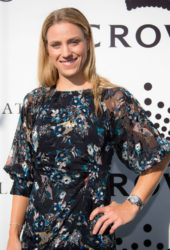 Angelique Kerber at Crown IMG Tennis Party in Melbourne