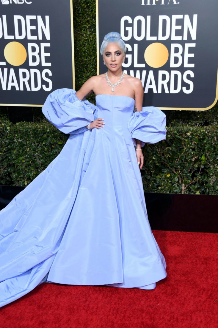 Lady Gaga at 2019 Golden Globe Awards
