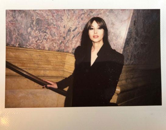 Monica Bellucci for L'Officiel Paris (January 2019)