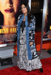 Rosario Dawson at Miss Bala Premiere in Los Angeles