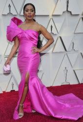 Angela Bassett at Oscars 2019 in Los Angele