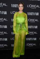 Bailee Madison at Vanity Fair & LOréal Paris Celebrate New Hollywood in Los Angeles