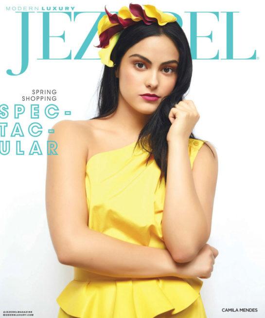 Camila Mendes in Jezebel Magazine (March 2019)