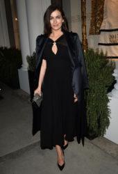 Camilla Belle Leaves Giorgio Armani Pre Oscar Party in Los Angeles