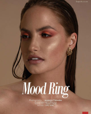 Haley Kalil in Scorpio Jin Magazine (February 2019)