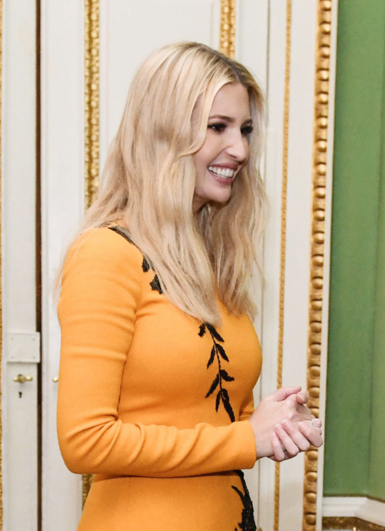 Ivanka Trump at 2019 Munich Security Conference