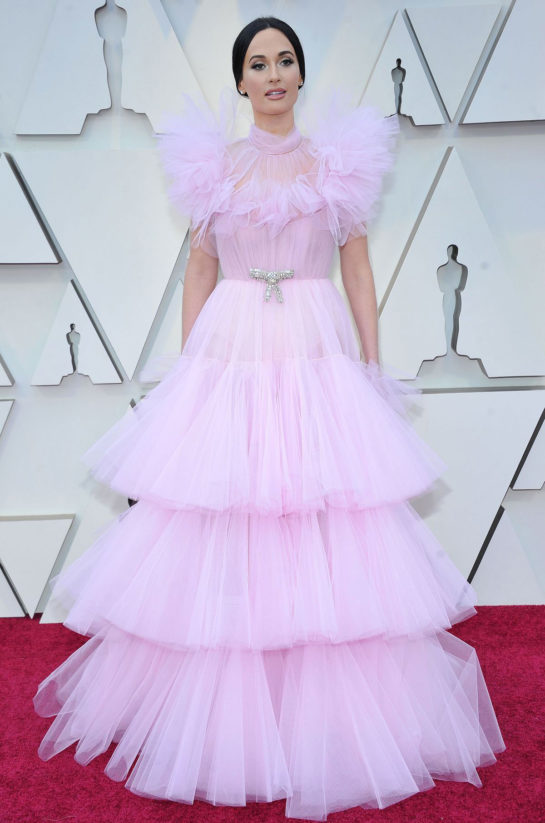 Kacey Lee Musgraves at Oscars 2019 in Los Angeles