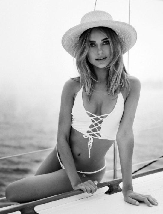 Kimberley Garner for Kimberley London Bikini Range