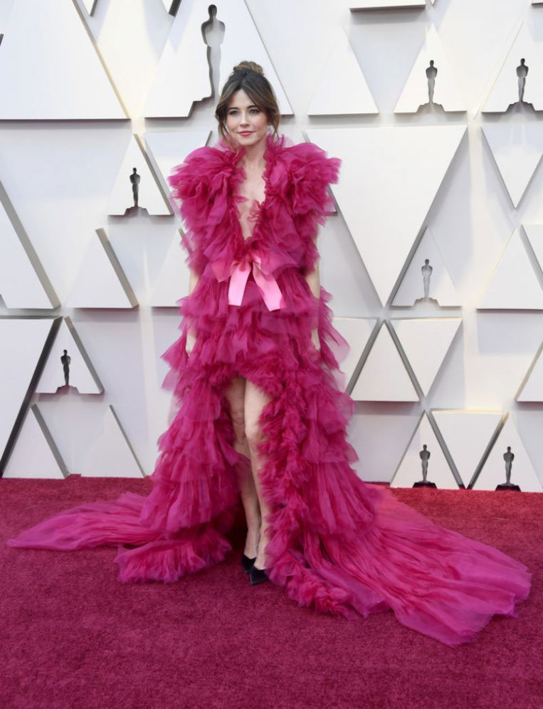 Linda Cardellini at Oscars 2019 in Los Angeles