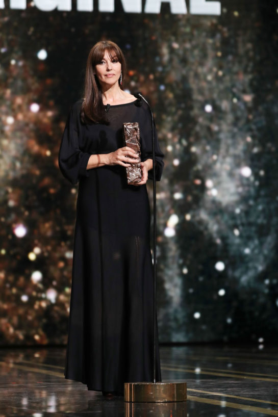 Monica Bellucci at 2019 Cesar Film Awards in Paris