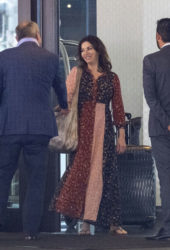 Nigella Lawson Out and About in Auckland