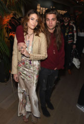 Paris Jackson at Republic Records Grammys After-party in Los Angeles