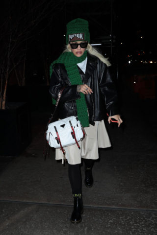 Rita Ora Night Out in New York