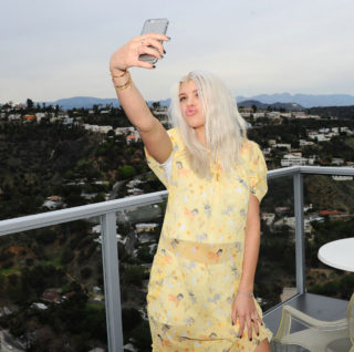Sofia Richie Photoshoot in Los Angeles, January 2019