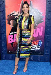 Stephanie Beatriz at The Lego Movie 2: The Second Part Premiere in Westwood
