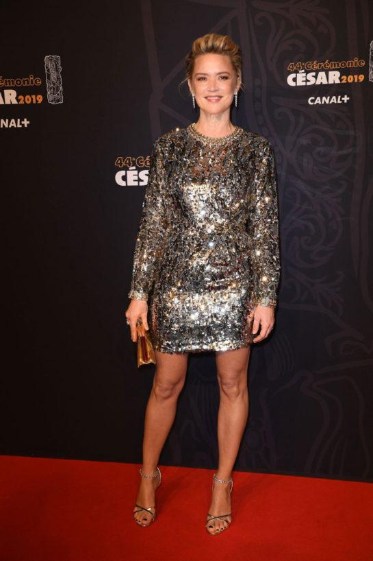 Virginie Efira at 2019 Cesar Film Awards in Paris