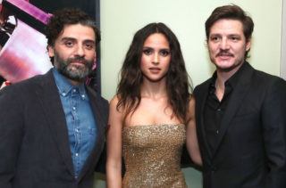 "Adria Arjona at ""Triple Frontier"" Premiere in New York"