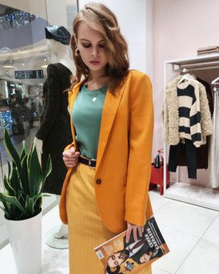 Anastasia Scheglova for Marie by Marie, Winter 2019