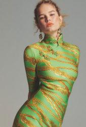 Anna-Ewers in Vogue Magazine (UK April 2019)