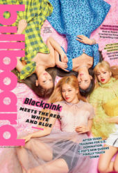 BLACKPINK for Billboard magazine (March 2019)