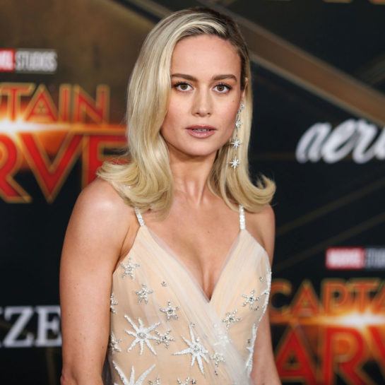 "Brie Larson at ""Captain Marvel"" Premiere in Hollywood"
