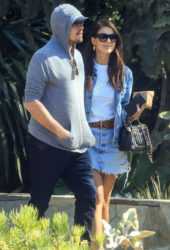 Camila Morrone and Leonardo Dicaprio Out Shopping in West Hollywood