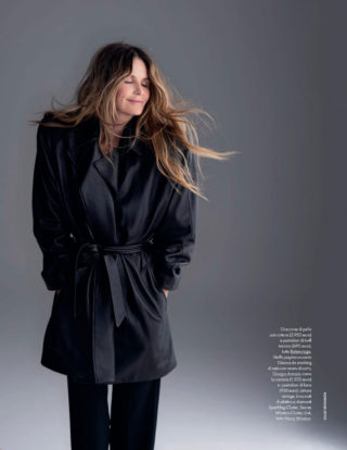 Elle MacPherson in Elle Magazine (Italy March 2019)