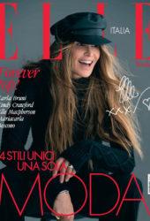 Elle MacPherson in Elle Magazine (Italy March 2019)