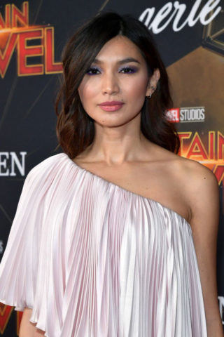 "Gemma Chan at ""Captain Marvel"" Premiere in Hollywood"