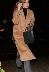 Gigi Hadid at Off-white Party in Paris