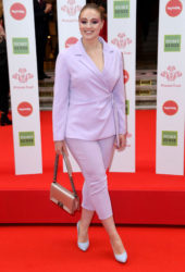 Iskra Lawrence at The Prince's Trust Success Awards in London Palladium