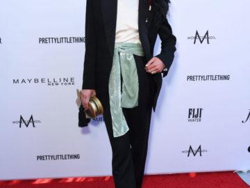Jaime King at The Daily Front Row Fashion LA Awards