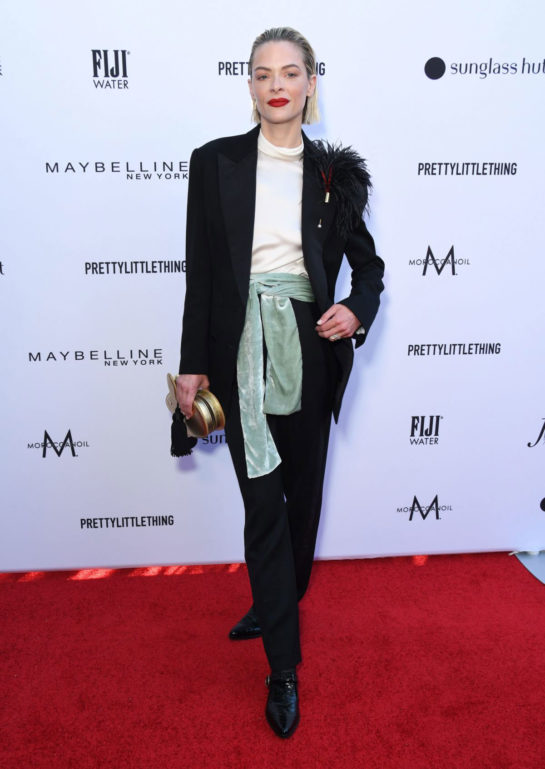 Jaime King at The Daily Front Row Fashion LA Awards