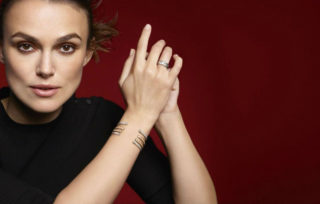 Keira Knightley for Chanel Coco Crush Jewelry Collection 2019