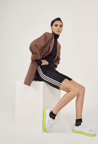 Kendall Jenner for Adidas New Sleek Lookbook, Spring/Summer 2019 Collection