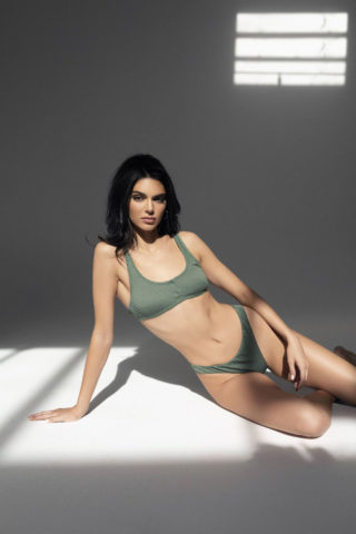 Kendall and Kylie Jenner for Ardene Swimwear spring/summer 2019 campaign