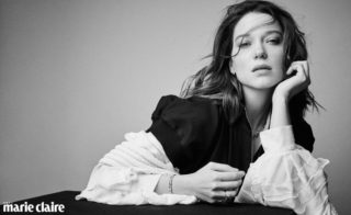 Léa Seydoux in Marie Claire Magazine, Taiwan March 2019