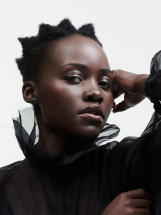Lupita Nyong'o for The Edit by Net-A-Porter March 2019