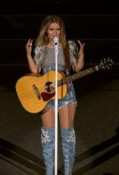 Maren Morris Performs at the Ryman Auditorium in Nashville