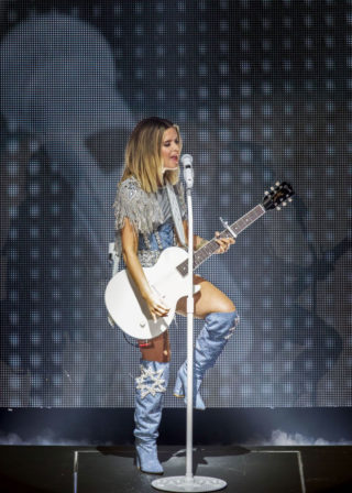 Maren Morris Performs at the Ryman Auditorium in Nashville