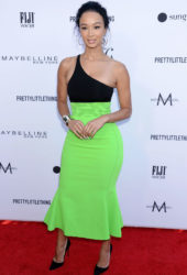 Draya Michele at The Daily Front Row Fashion LA Awards