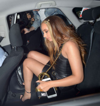 Jade Thirlwall Arrives at In 'A' SeaShell Launch Party in London