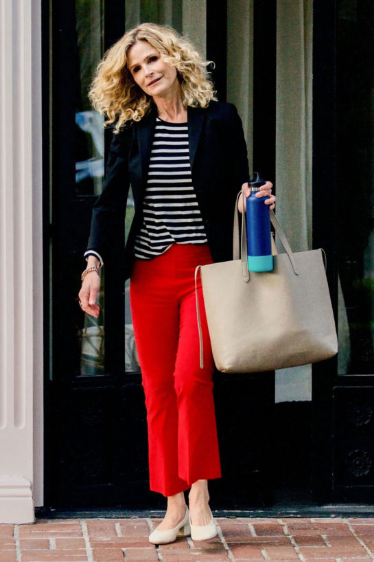 Kyra Sedgwick Out Shopping in Los Angeles