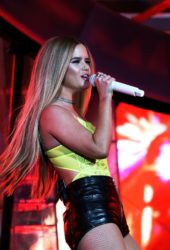 Maren Morris Performs at Coachella Valley Music and Arts Festival