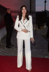 "Monica Bellucci Outside ""Clash De Cartier"" Photocall in Paris"