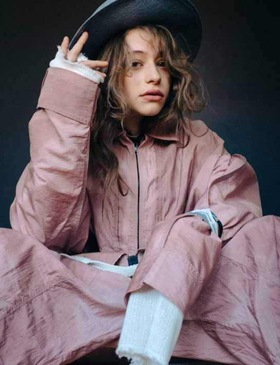 Odessa Adlon for Schon Magazine, April 2019