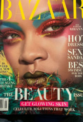 Rihanna for Harper's Bazaar Magazine, May 2019