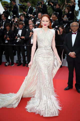 Barbara Meier at The Dead Don't Die Premiere and Opening Ceremony of 72 Annual Cannes Film Festival