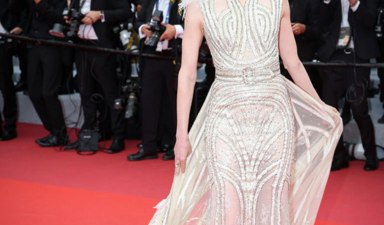 Red Carpet – Barbara Meier at The Dead Don't Die Premiere and Opening Ceremony of 72 Annual Cannes Film Festival