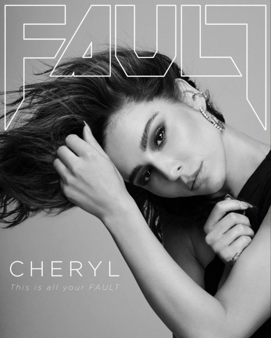 Cheryl for Fault Magazine, May 2019